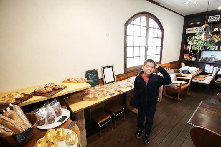 丹波カフェマーノ パン祭り